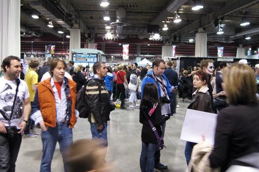 Inside Calgary Expo