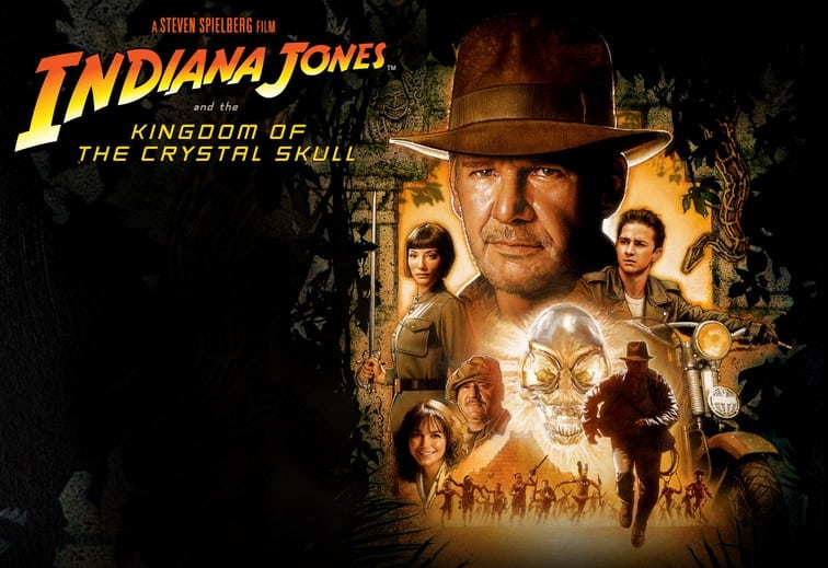Indiana Jones and the Kingdom of the Crystal Skull – S01E07